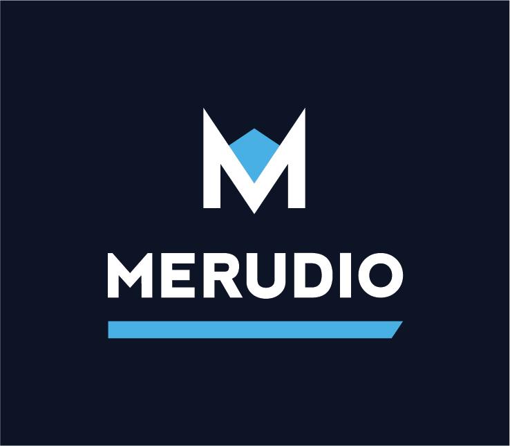 Merudio logo colour